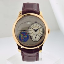 F.P.Journe Octa Octa Auto UTC Very good Rose gold Manual winding