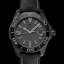 TAG Heuer Automatic Black 41mm new Aquaracer 300M