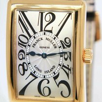 Franck Muller Long Island Rose gold 30mm Silver Arabic numerals United States of America, Florida, 33431
