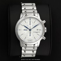 Baume & Mercier Classima Steel 42mm Silver United States of America, New York, Airmont
