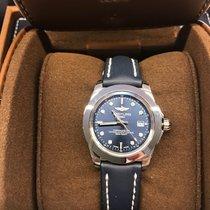 Breitling Galactic 32 Acier 32mm Bleu
