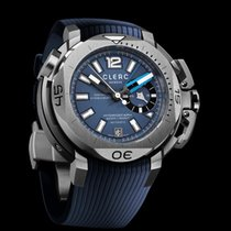 Clerc Hydroscaph Central Chronograph Small Second CHYE-144