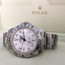 Rolex Oyster Explorer II Steel Polar White Dial 40 mm (2007)