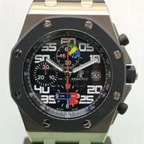 오드마피게 Royal Oak Offshore LE 80/150 Rubens Berrichello