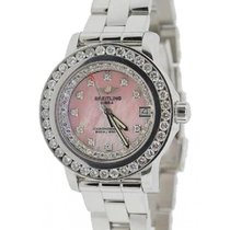 Breitling Colt Ladies' 33mm White Dial Stainless Steel...