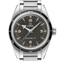 Omega Seamaster 300 Steel 39mm Black United Kingdom, London