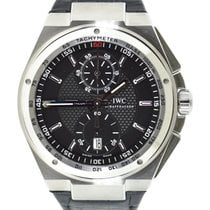 IWC Big Ingenieur Chronograph Steel 45.5mm Black United States of America, New York, New York