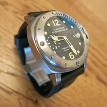 Panerai Submersible Titanium