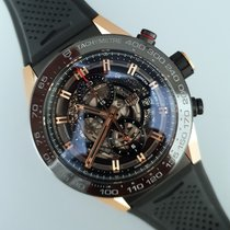 TAG Heuer Carrera Calibre HEUER 01 CAR2A5A.FT6044 Nou Titan 45,5mm Atomat