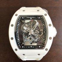 Richard Mille RM 055 White Bubba Watson