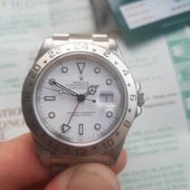 Rolex Explorer II 'Polar' 16570 - full set, box, paper,...