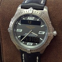 Breitling Aerospace Titanio 40mm Gris