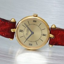 Van Cleef & Arpels 23,60mm Handaufzug 1980 gebraucht Gold