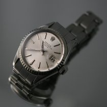 Rolex Oyster Perpetual Lady Date Steel riveted band