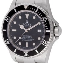 Rolex 16600 Steel 2007 Sea-Dweller 4000 40mm pre-owned United States of America, Texas, Austin