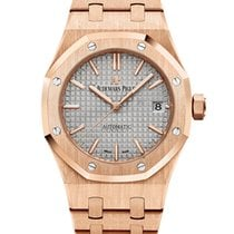 Audemars Piguet 15450OR.OO.1256OR.01 Rose gold 2018 Royal Oak Selfwinding 37mm new United States of America, Florida, Miami