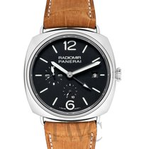 Panerai Radiomir 10 Days GMT Acero 47mm Negro