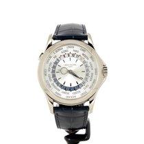 Patek Philippe World Time Or blanc 39.5mm Argent Sans chiffres France, Bordeaux