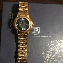 TAG Heuer 6000 Yellow gold 38mm