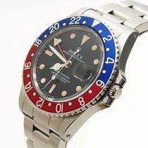 ロレックス 1675 スチール GMT マスター 39.5mm