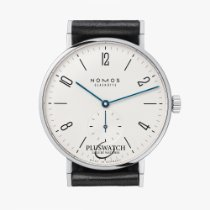 NOMOS 164 Steel Tangente 38 37,5mm new