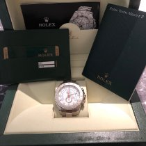 Rolex Yacht-Master II occasion 44mm Or blanc