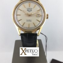 TAG Heuer Carrera Calibre 7 Yellow gold 39mm