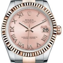 Rolex Lady-Datejust Rolex 178271 Datejust in Steel with Rose Gold 31MM 2020 new