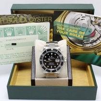 Rolex 16610 Stahl Submariner Date 40mm gebraucht