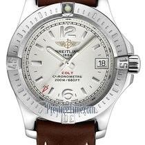 Breitling Colt Lady Steel 33mm Silver United States of America, New York, Airmont
