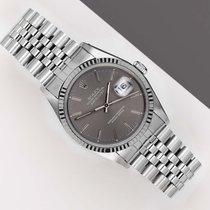Rolex Datejust Gold/Steel 36mm Grey