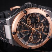 IWC Ingenieur Perpetual Calendar Digital Date-Month Titanium 49mm Black