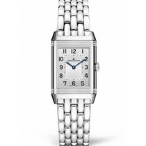 Jaeger-LeCoultre Reverso Classic Small Steel 34.2mm Silver