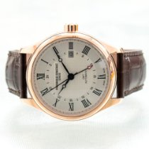 Frederique Constant Guld/Stål 42mm Automatisk FC-350MC5B4 ny