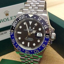 Rolex 126710BLNR Steel 2019 GMT-Master II 40mm pre-owned United Kingdom, Wilmslow