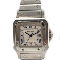 Cartier Santos Galbée 1564 2000 pre-owned