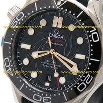 Omega Seamaster Diver 300 M nuevo 2020 Automático Reloj con estuche y documentos originales 210.22.42.20.01.004 NEW OMEGA JAMES BOND Seamaster Sub 300m