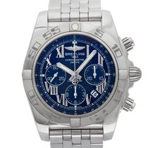 Breitling Steel 47mm Automatic AB0110 pre-owned