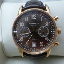 Tiffany Ροζέ χρυσό 42mm Αυτόματη 171150017 καινούριο