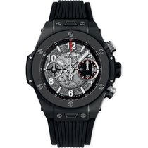 Hublot Ceramic Automatic Transparent Arabic numerals 42mm new Big Bang Unico