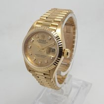 Rolex Lady-Datejust 69178 1996 pre-owned