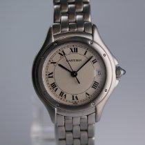 Cartier Cougar Stahl 26mm Silber Römisch Deutschland, Nürnberg