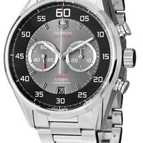 TAG Heuer Carrera Calibre 36 Steel Black United States of America, New York, Brooklyn