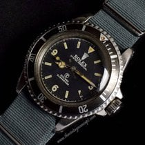 勞力士 5512 鋼 Submariner (No Date)
