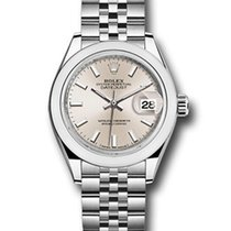 Rolex Datejust Stainless Steel Ladies Watch
