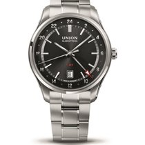 Union Glashütte Belisar GMT D009.429.11.057.00