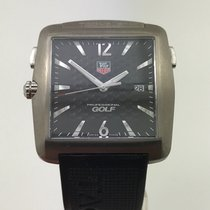 TAG Heuer Tiger Woods Professional Golf Watch