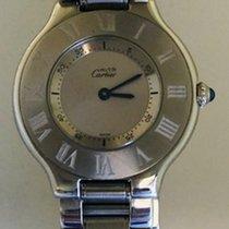 Cartier 21 Must de Cartier usados 31mm Acero
