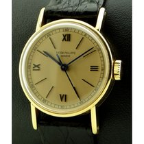 Patek Philippe | Vintage Collection, ref. 534, 18 kt rose gold...