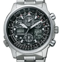 Citizen Promaster Sky JY8020-52E CITIZEN SUPER PILOT Radiocontrollato 45mm 2020 new